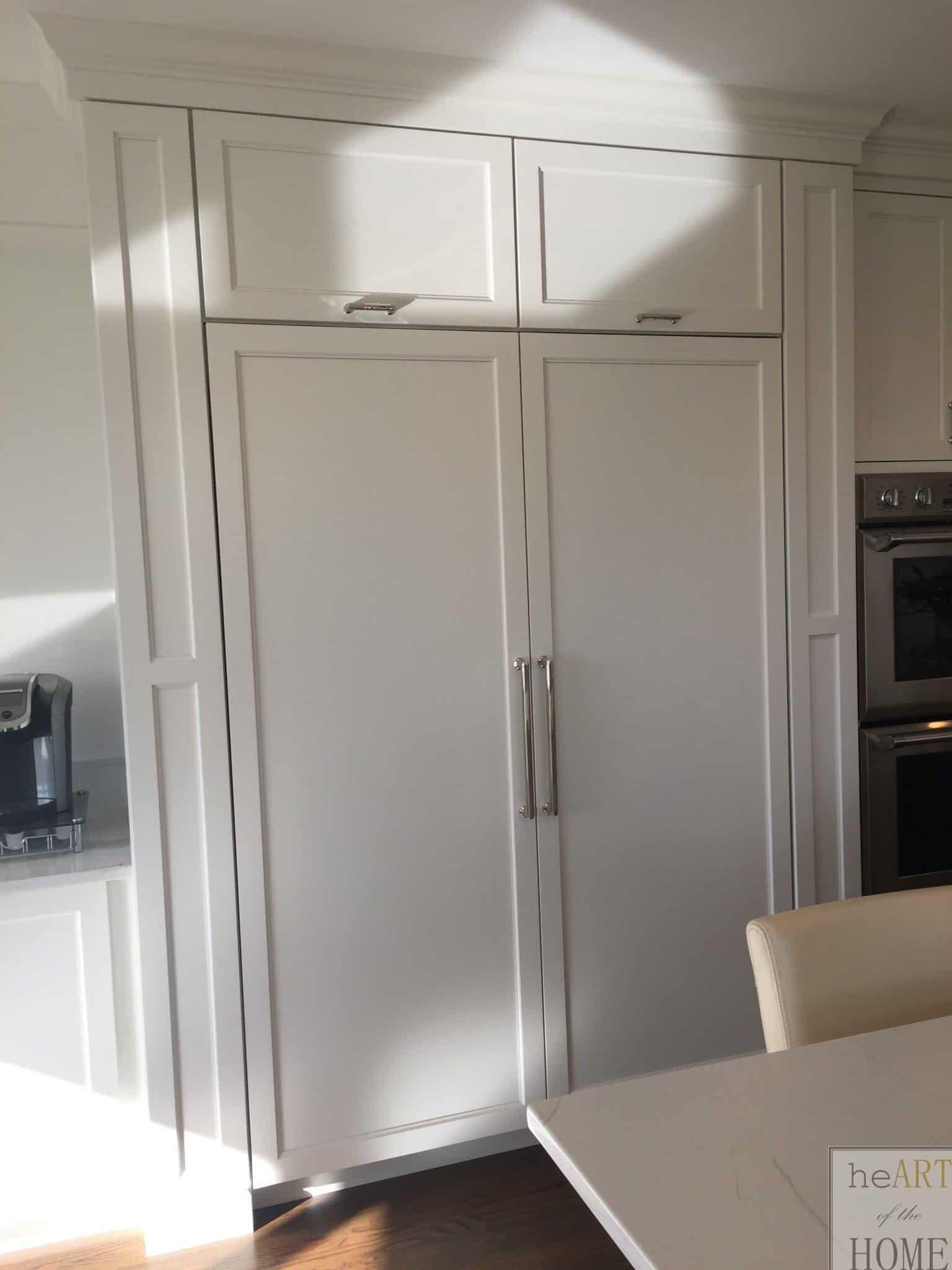 integrated-fridge-columns