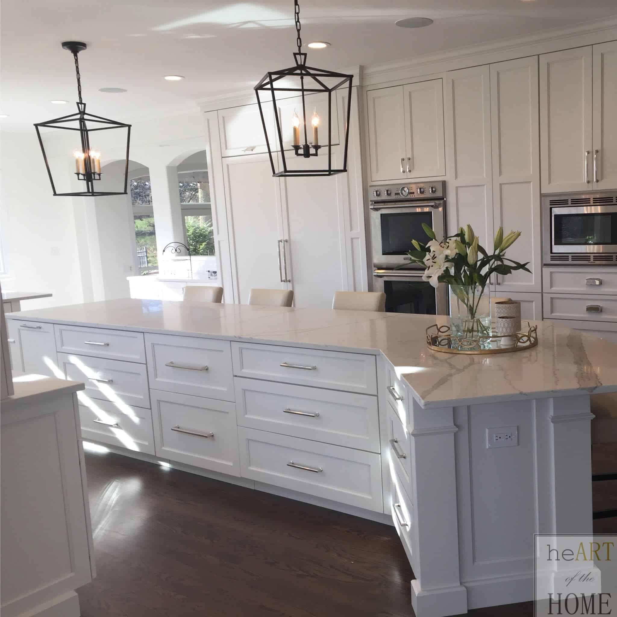 Custom Kitchen And Bath Design In The